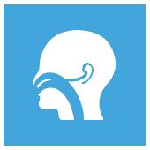 Otorinolaringoiatria blue